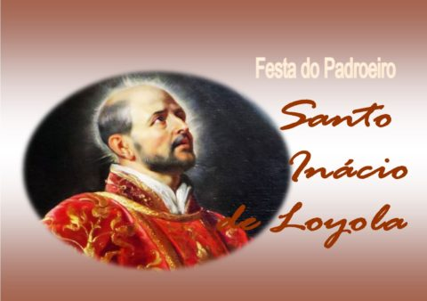 Festa de Santo Inácio de Loyola