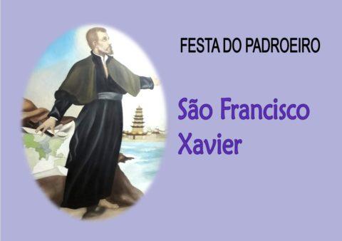 Festa São Francisco Xavier